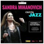 Sandra Mihanovich canta jazz